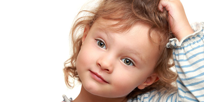 Как лечить лишай на голове у ребенка