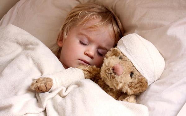 Ларинготрахеит у детей: симтоми, лечение, профилактика