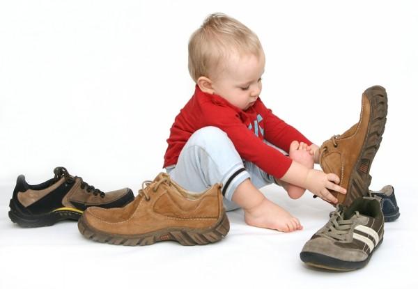 заражение через обувь