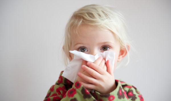 аллергический трахеит у ребенка