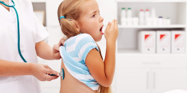 Острый трахеит у ребенка сухой кашель