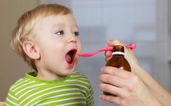 сироп ребенку при трахеите