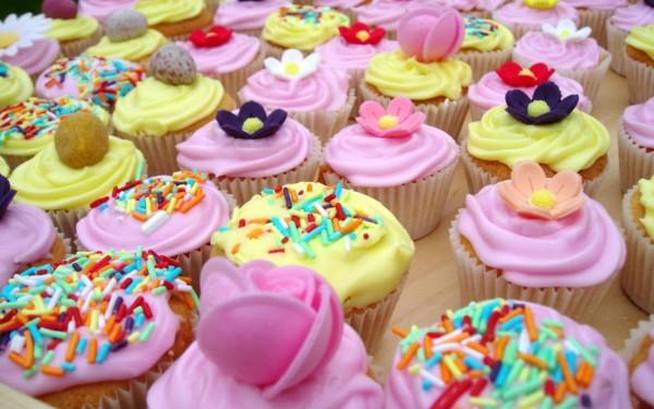 сладкие пироженки
