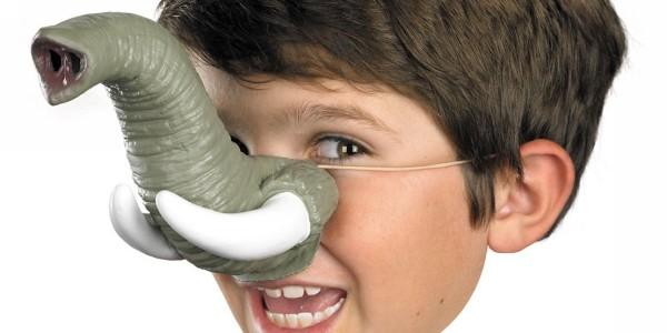 заложенный нос трубит