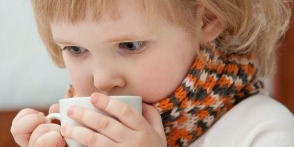 грибковая ангина у детей