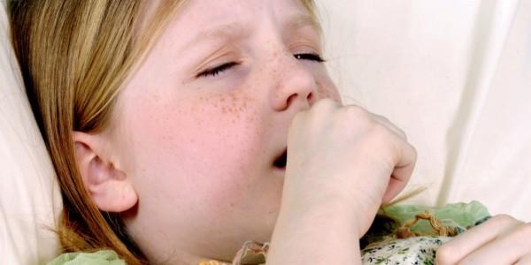 лорингический кашель у ребенка
