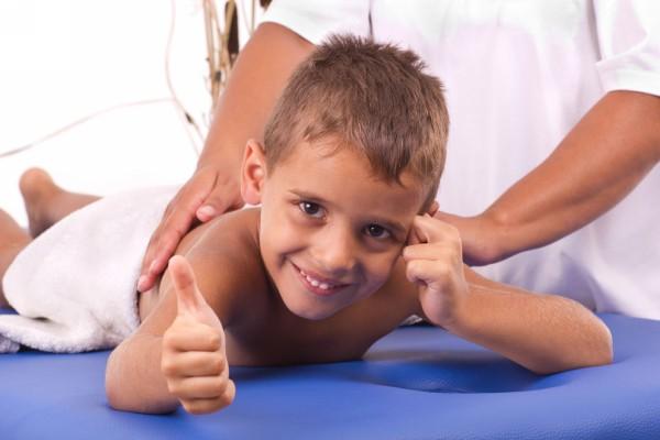массаж от энуреза