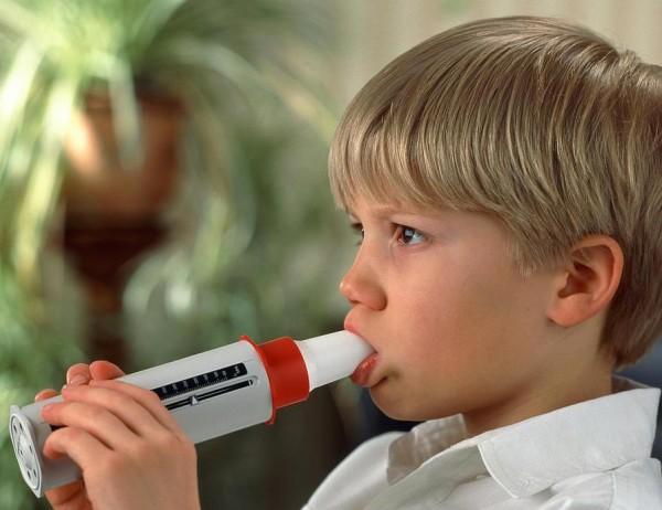 диагностика бронхиальной астмы у детей