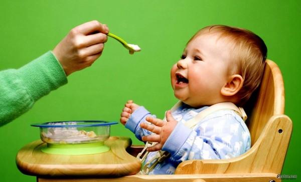 вводить прикорм ребенку