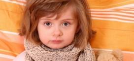 Гранулезный фарингит у ребенка