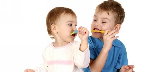 налет на зубах у детей