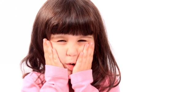 травматический стоматит у детей