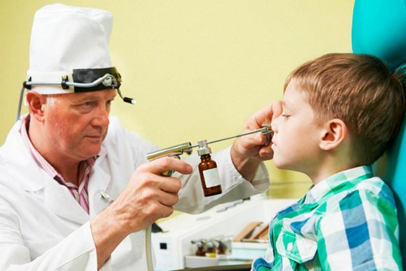 Криотерапия аденоидов у детей