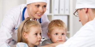 Атрофия зрительного нерва у детей