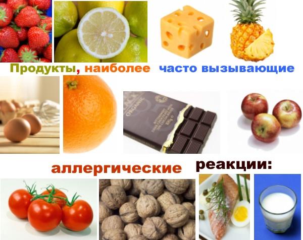 продукты-аллергены