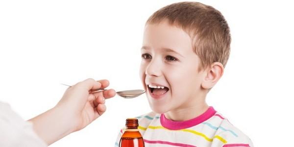 сиропы от кашля для детей