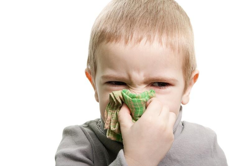 капли в нос при аденоидах