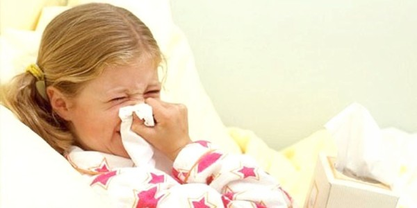 гнойные сопли у ребенка