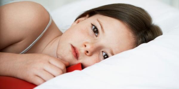 грипп у ребенка