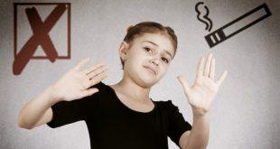 О вреде курения для детей