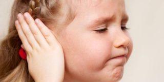 Отит у детей – воспаление среднего уха