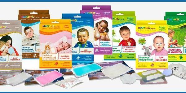 Перцовый пластырь при кашле: применение при бронхите у ребенка, куда клеить