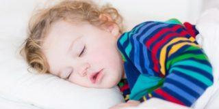 Кашель после сна у ребенка