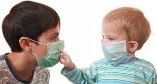 Профилактика гриппа у детей дома и в ДОУ