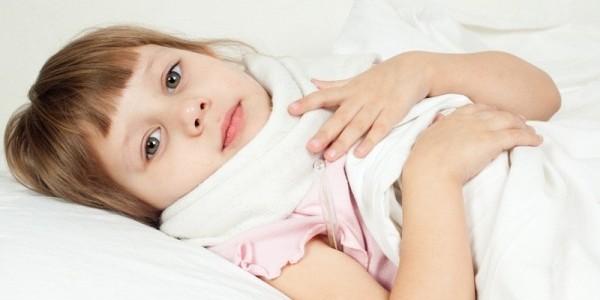 фолликулярная ангина у детей