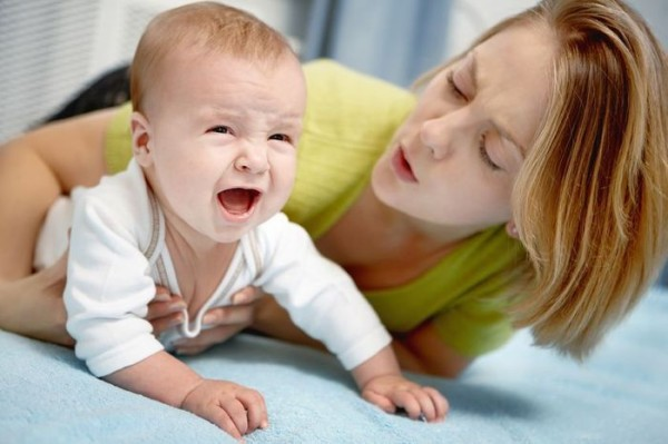 симптомы отравления у грудного ребенка