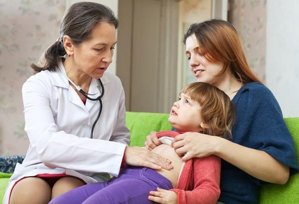 причины непроходимости кишечника у детей
