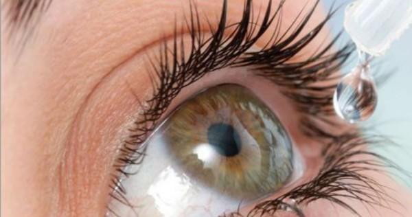воспаление глаз у ребёнка