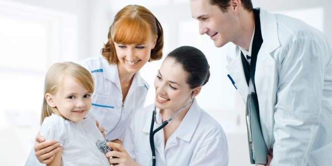 a team of experienced highly qualified doctors