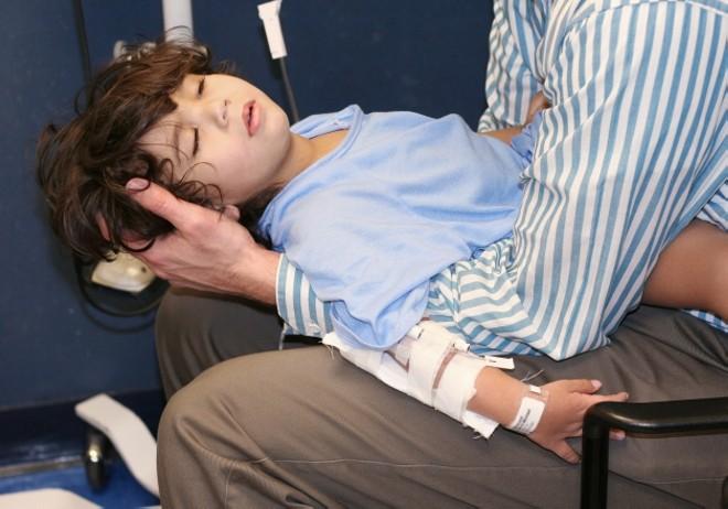 лечение судорог у ребенка