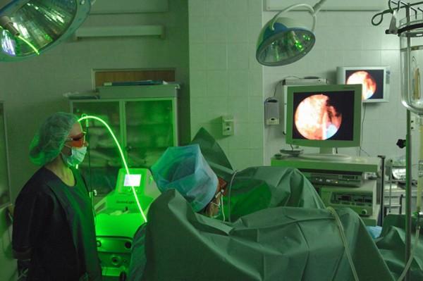 лечение грыжи лазером в Германии
