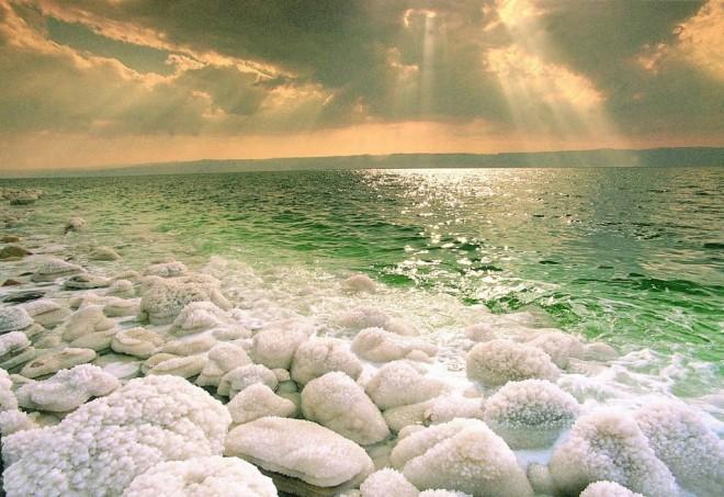 соль мертвого моря против псориаза