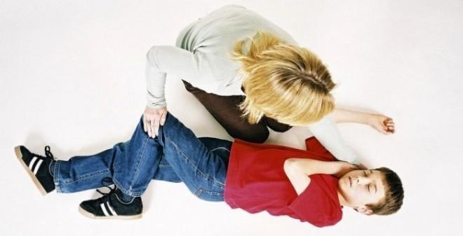 симптомы судорог у ребенка