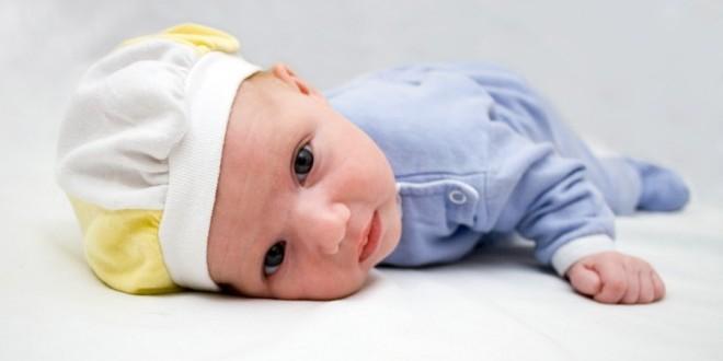 У ребенка новорожденного судороги