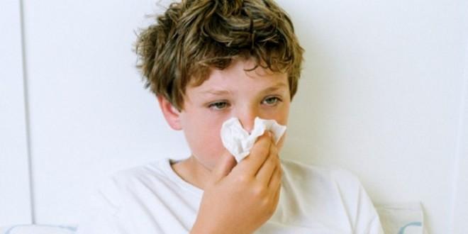 причины и симптомы синусита у детей
