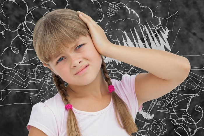 причины мигрени у ребенка