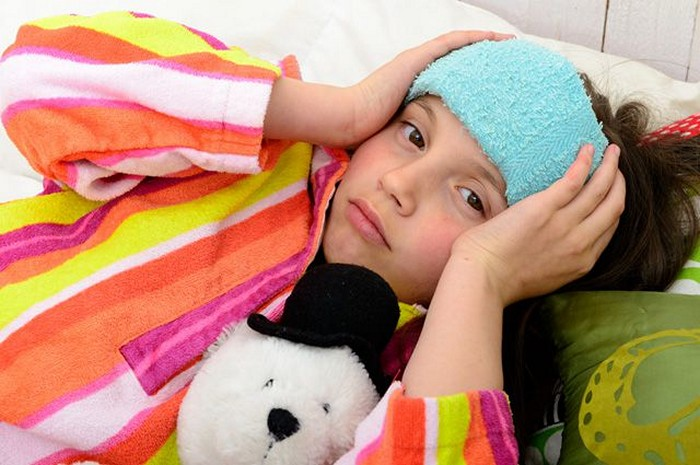 мигрень у ребенка лечение