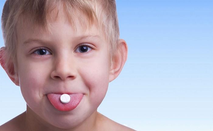 таблетки нурофен детям