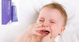 Калгель для детей при прорезывании зубов и стоматите