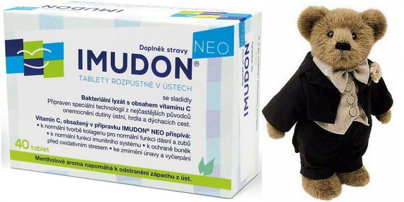Имудон для детей инструкция по применению препарата