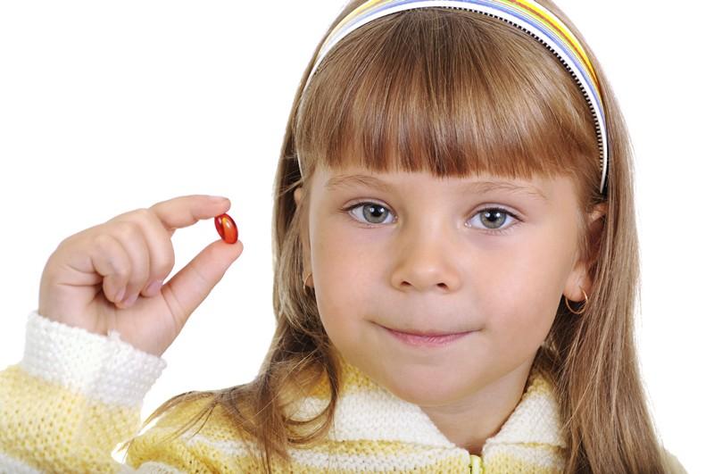 формы выпуска витрум для детей