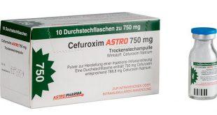 Антибиотик Цефуроксим для детей