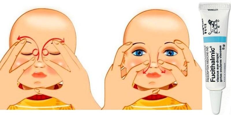Фуциталмик для детей