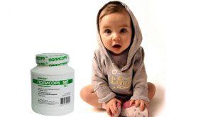 Полисорб для детей при отравлениях и поносе