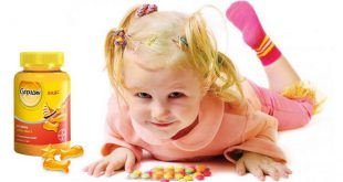 Поливитаминные комплексы Супрадин Кидс для детей