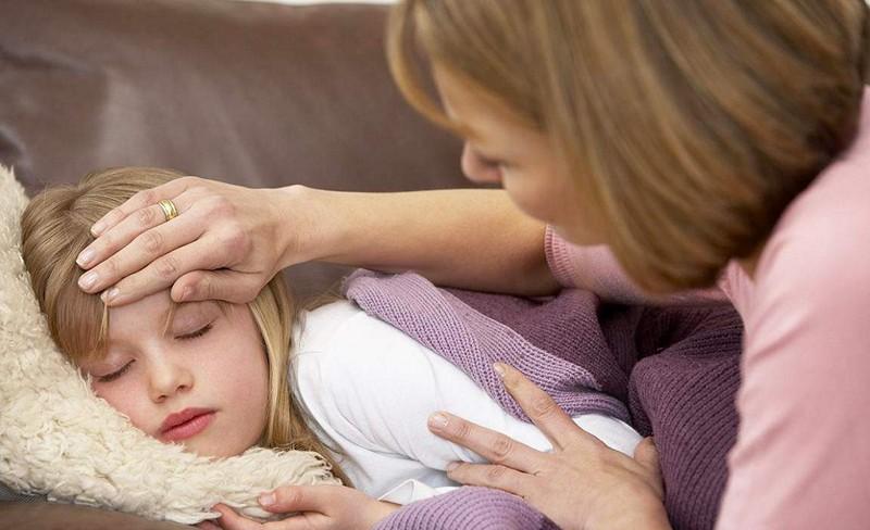 свинка у ребенка лечение